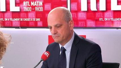 Jean-Michel Blanquer - RTL jeudi 3 octobre 2019