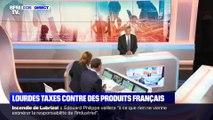 Lourdes taxes contre les produits français - 03/10
