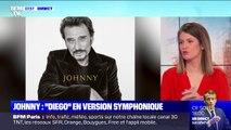 """Découvrez le premier titre du nouvel album posthume de Johnny Hallyday: """"Diego"""", en version symphonique"""