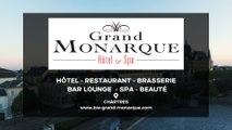 Le Grand Monarque, hôtel 4 étoiles  restaurant, brasserie, bar Lounge à Chartres.