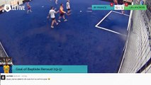 Goal of Baptiste Renaud (19-5)