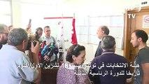 حملة الانتخابات الرئاسية في تونس تنطلق الخميس والقروي لا يزال في السجن