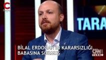 Bilal Erdoğan'ın büyük kararsızlığı... Babasına sormuş