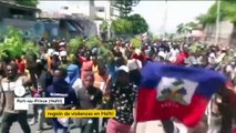 Regain de violences à Haïti