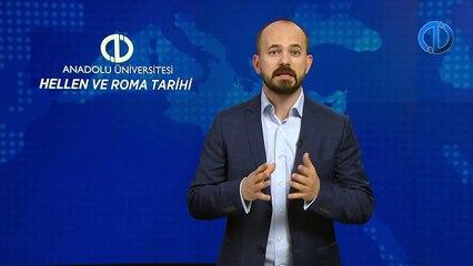 HELLEN VE ROMA TARİHİ - Ünite 5 Konu Anlatımı 1