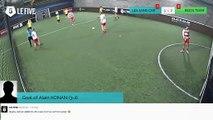 Goal of Alain KONAN (3-2)
