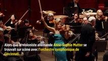 Une violoniste stoppe un concert à cause du smartphone d'une spectatrice