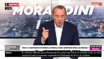 Morandini Live : Eric Zemmour bientôt sur Cnews ? La mise au point de Canal + (vidéo)