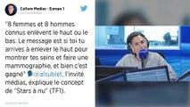 """TF1 : """"Stars à Nu"""". Nouvelle émission"""