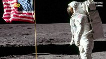 Buzz Aldrin's Face Revealed for the First Time in Iconic Apollo 11 Picture