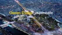 Champs-Élysées : un immeuble vendu 613 millions d'euros, un record !