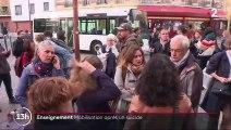 Seine-Saint-Denis : la colère des enseignants après le suicide d'une directrice d'école