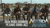 Agenda AWANI: Anak muda Sarawak pejuang irama Jazz