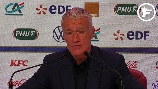 Equipe de France : Didier Deschamps explique le maintien d'Olivier Giroud dans la liste des Bleus