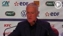 Didier Deschamps et le retour de Steve Mandanda