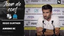 Conférence de presse d'avant Match, Luka Elsner