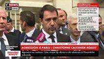 Agression à la préfecture de police de Paris: Regardez la prise de parole du ministre de l'Intérieur Christophe Castaner - VIDEO