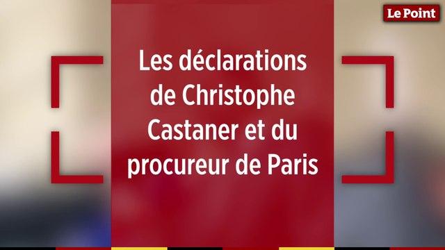 Attaque au couteau : les déclarations de Christophe Castaner et du procureur de Paris