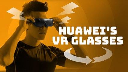 Huawei's new VR glasses
