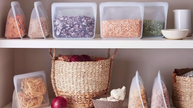 These Best-Selling Reusable Food Storage Bags Have Made It Into Amazon's 'Hall of Fame'