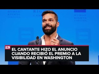 Ricky Martin y su esposo serán padres de nueva cuenta