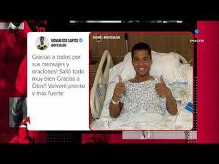 Antonio Briseño se disculpa con Giovani dos Santos   Adrenalina