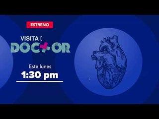 Visita de Doctor, estreno lunes 7 de octubre por Imagen Televisión