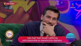 Axel Muñiz habla del éxito de su canción 'Like that'   Sale el Sol