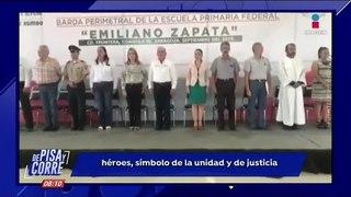De Juramento a la Bandera a Padre Nuestro en Coahuila   De Pisa y Corre