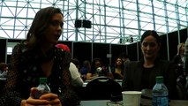 NYCC 2019  - Carrie-Anne Moss and Odette Annable talk Tell Me A Story