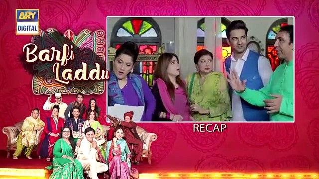 Barfi Laddu Ep 19 _ 3rd Oct 2019 _ ARY Digital Drama