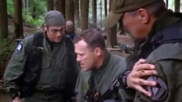 Stargate SG Season 7 Episode 7 Enemy Mine