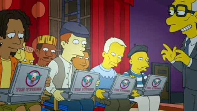 The Simpsons Season 25 Episode 7 - Yellow Subterfuge