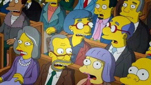 The Simpsons Season 25 Episode 8 - White Christmas Blues