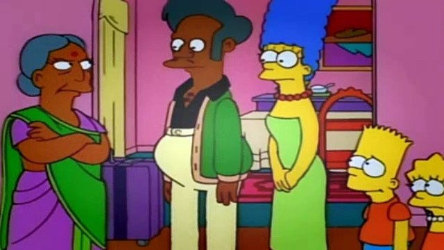 The Simpsons Season 9 Episode 8 - The Two Mrs Nahasapeemapetilans