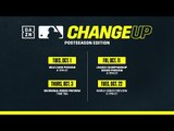 DIVISION SERIES PREVIEW | ChangeUp: Postseason Edition, Presented by Chevrolet