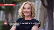 Jessica Lange Wants To Move Onto The Next Project