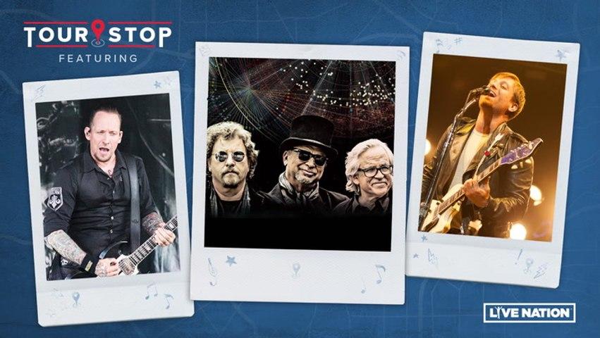 Tour Stop: Volbeat, Toto, The Black Keys