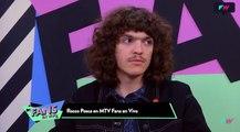 Rocco Posca en MTV Fans en Vivo