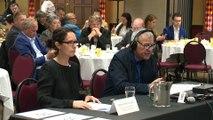 Débat des candidats dans Montmagny-L'Islet-Kamouraska-Rivière-du-Loup