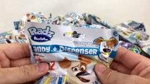 Secret Life of Pets 2 : Radz Candy Dispensers Foamz and Twistz Halloween Treats