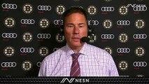 Bruins Coach Bruce Cassidy Gushes Over Tuukka Rask After Win Vs. Stars