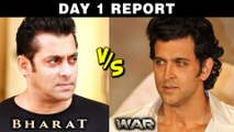 Hrithik Roshan DEFEATS Salman Khan | WAR V/S Bharat | Box Office Collections