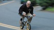 Strano ma sport: sulle bici per bambini, ecco lo zoobombing