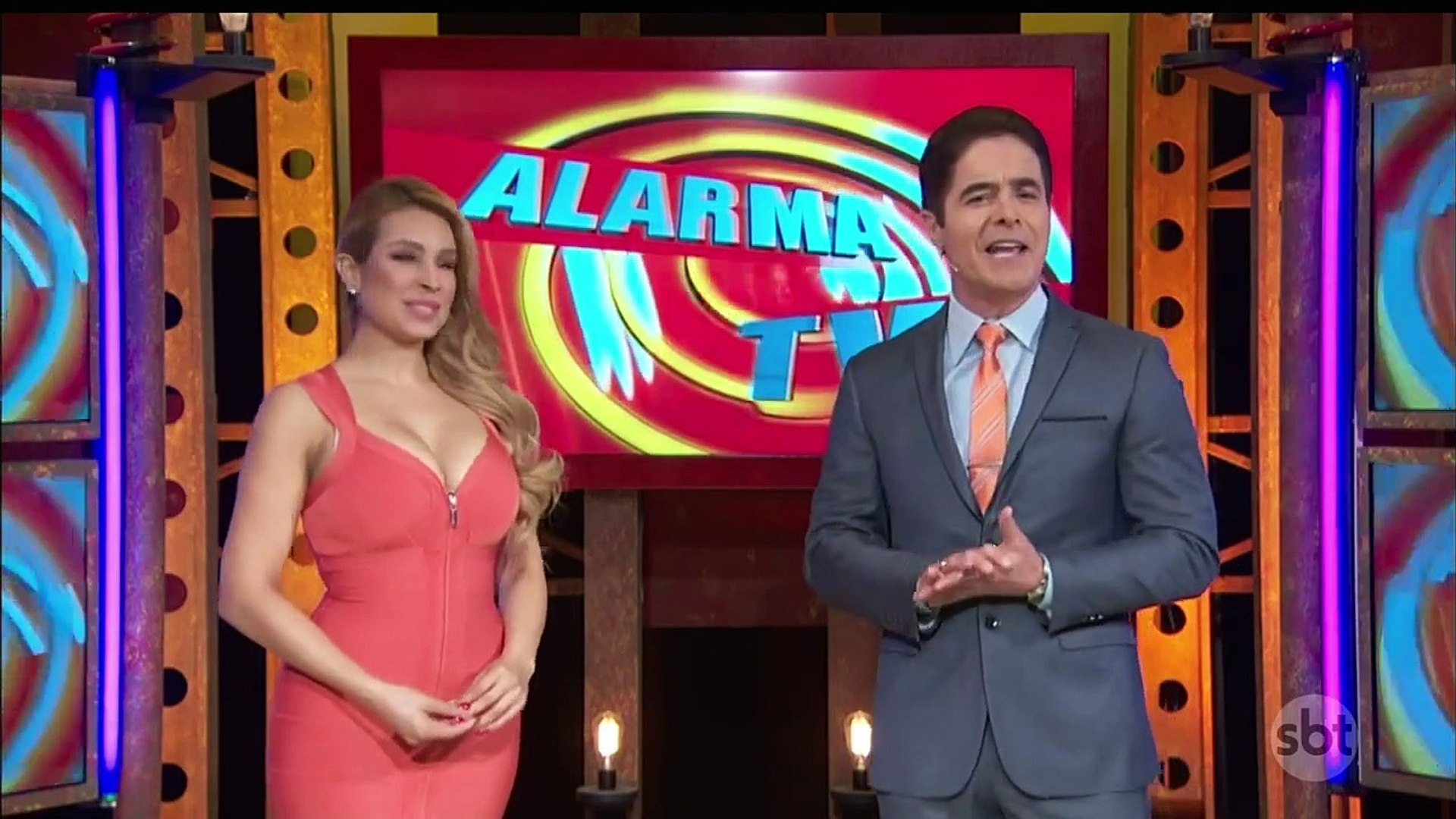 Encerramento Primeiro Impacto e inicio da estreia (2) do Alarma TV (Em novo Horário) (03/10/2019) (1