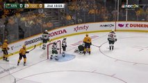 Devan Dubnyk robs Mikael Granlund with incredible glove save