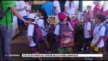 Foire agricole : travaux pratiques pour les élèves de primaire