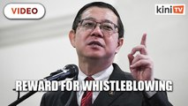 Guan Eng: We want to reward whistleblowers