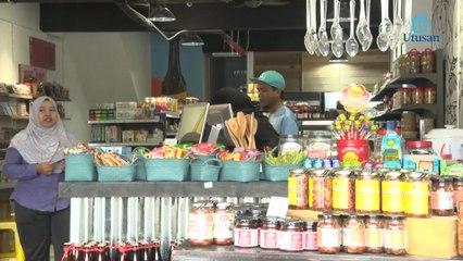 Foodmarket pusat sehenti IKS