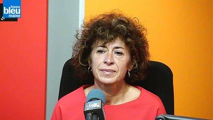 Valérie Rosello, responsable d'Orient' Action, organisme de formation en Sarthe